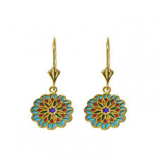 chapelle earrings bo3179 sainte chapelle bijoux commelin