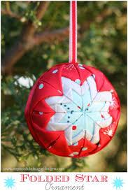 folded ornament a spoonful of sugar