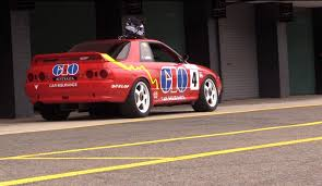 nissan skyline insurance group watch u2013 nissan gt r r32 on track with v8 supercar star evo