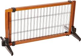 Extra Wide Pressure Fit Safety Gate Carlson Pet Products Design Studio Freestanding Extra Wide Pet