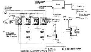 coolant recall fan controller schematic location rx7club com