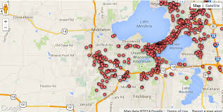 map of oregon wi wi crime map past 12 months jk security j k security