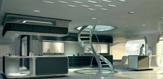 futuristic homes interior futuristic home interior decorating ideas
