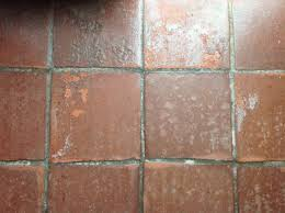 How To Clean A Brick Floor Inside by Stripping Cleaning And Staining Saltillo Tile The Home Depot