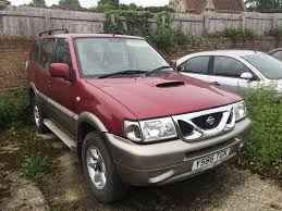 nissan terrano 2003 used nissan terrano ii cars for sale motors co uk