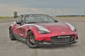 mazda global website 2016 mazda mx 5 cup car review autoguide com news
