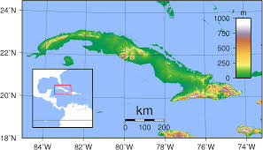 Cuban Map Article Maps U0026 Charts Origins Current Events In Historical