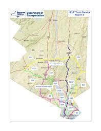 I 95 Map Hudson Valley Traveler H E L P Trucks