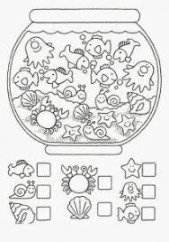 ocean animal worksheet for kids crafts and worksheets for