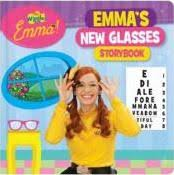 the wiggles emma dress up doll book 9781760406479