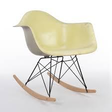 Herman Miller Padded Blue Vintage Chair Herman Miller 193 Vintage Design Items