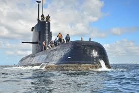 argentina steps up search for missing submarine wsj