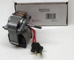 amazon com broan nutone fan motor s 87547000 c 87547 sp 61k20