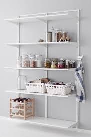 Ikea Kitchen Shelves by
