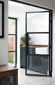 kitchen door ideas kitchen best aluminium doors ideas on modern front