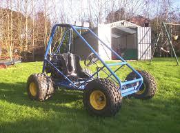 homemade truck go kart trax ii offroad mini dune buggy sandrail go kart plans on cd