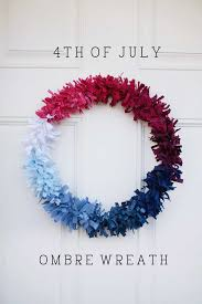 4th of july wreaths 13 diy 4th of july wreaths how to make a patriotic wreath