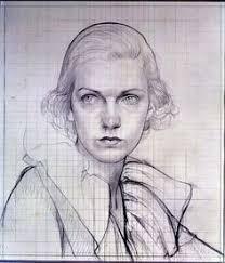 female portrait sketch by rustveld deviantart com on deviantart