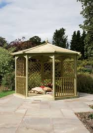 2 X 2 Metre Gazebo by Gazebos Garden Buildings Robert Dyas