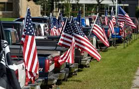 Confederate Flag Pickup Truck District U0027s Flag Ban Triggered By Confederate Banners Is Short