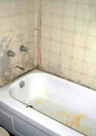 Removing Mold From Bathroom Ceiling Orange Mold In Shower And Bathroom Orange Mold