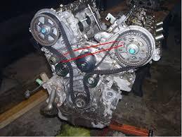 2006 honda pilot timing belt replacement 08 w leaking timing belt tensioner 67k how can i