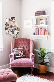 Pink Accent Chair Home Office Makeover 3 Essentials To Boost Creativity Office