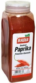 smoky paprika badia smoked paprika 16 oz grocery gourmet food
