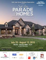 Walker Home Design Utah by 2016 Salt Lake Parade Of Homes Magazine By Utah Media Group Issuu