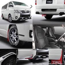 toyota hiace modified home facebook