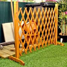 expanding fence garden screen trellis style expands to 6 u00274