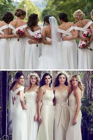 and white bridesmaid dresses the dessy the spot for all things bridesmaid