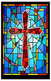 stained glass cross also stained glass cross designs also