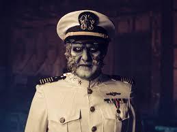 the captain haunted queen mary dark harbor