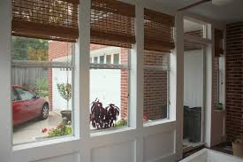 kitchen shades ideas bedroom enticing bamboo blinds ikea kitchen glass window pull