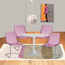 a pop art chic ikea dining room for just 775