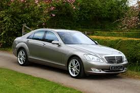 mercedes benz s class s500 4dr auto fully loaded with full service