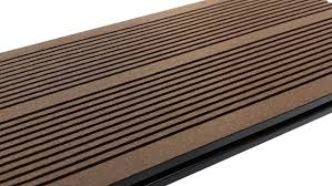 ep decking ep wood plastic composite decking mocha 5 1 2 solid