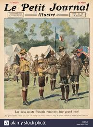 Robert Baden Powell Chief Scout Lord Robert Stephenson Smyth Baden Powell Visits A