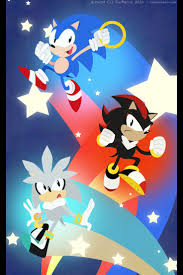 384 best sonic shadow and silver images on pinterest shadows