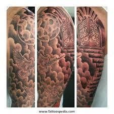 sleeve tattoos heaven 3