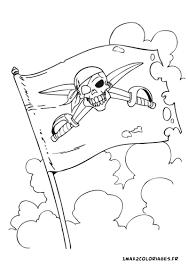 drapeau pirate jpg coloriage pirates pinterest coloriage