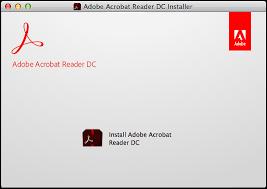adobe acrobat software free download full version install adobe acrobat reader dc on mac os