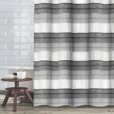 Charcoal Shower Curtain Buy Charcoal Shower Curtains From Bed Bath Beyond