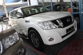 nissan altima yalla motors used nissan patrol le platinum 2010 car for sale in dubai 747494