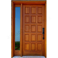 apartments marvelous american solid wood panel safety door