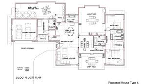 wonderful basic house design basic rectangle house floor plan