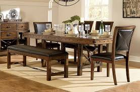 6 piece dining table and chairs dining sets for 6 andrew s furniture and mattress