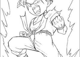dragon ball coloring pages coloring4free
