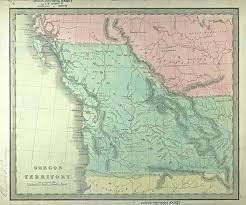 oregon maps state county city coast road map